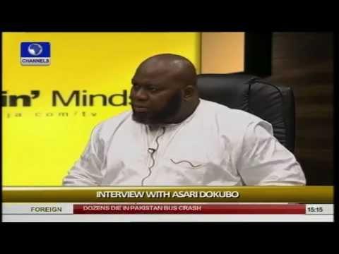 I Don't See Myself As A Nigerian – Asari Dokubo