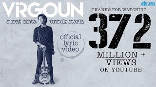 Video Virgoun - Surat Cinta Untuk Starla (Official Lyric Video) MP3, 3GP, MP4, WEBM, AVI, FLV Desember 2017