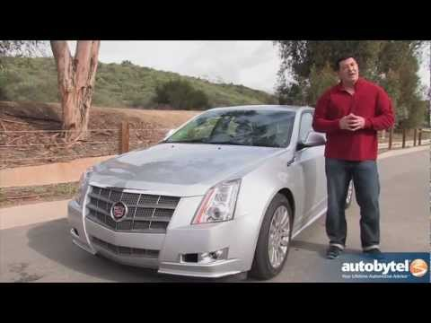 2012 Cadillac CTS Wagon: Video Road Test and Review