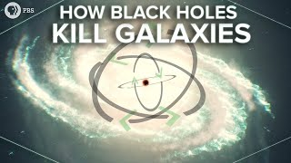 Video How Black Holes Kill Galaxies MP3, 3GP, MP4, WEBM, AVI, FLV Juni 2019