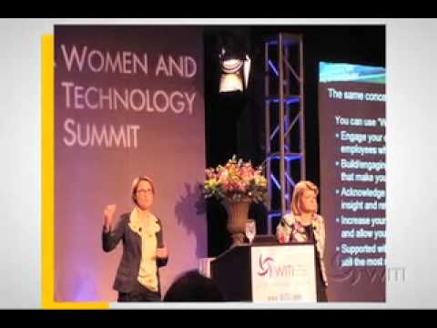 Sandy Carter: WITI Hall of Fame 2010 Induction Video – Women In Technology International