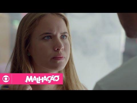 Malhação: Pro Dia Nascer Feliz I capítulo 110 da novela, segunda, 23 de janeiro, na Globo