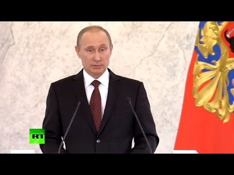 Putin%3A Russia not aspiring to be superpower%2C or teach others how to live