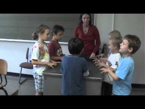Group Piano Class For Children Part 2