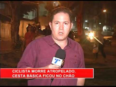 [RONDA GERAL] Ciclista morre atropelado no bairro do Arruda