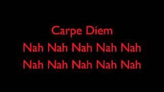 Keen'V  Carpe Diem