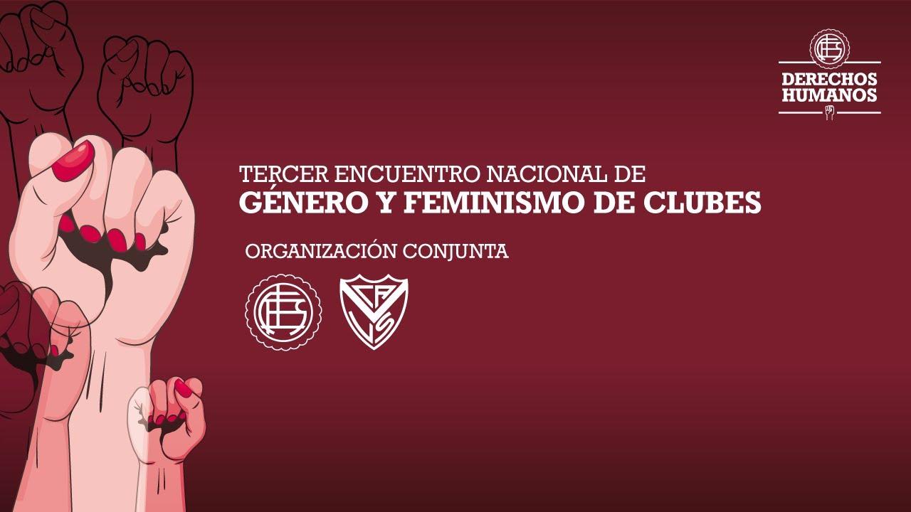 Tercer Encuentro Nacional de Género y Feminismo de Clubes