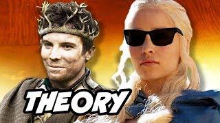 Game Of Thrones Season 7 Gendry and Daenerys Targaryen Mind Blowing Theory. Robert's Rebellion, Aegon the Conqueror, Jon Snow Daenerys Targaryen ...
