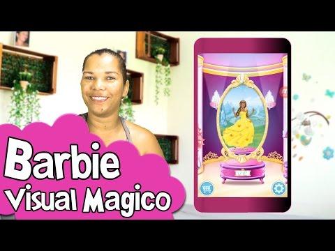 Barbie Visual Mágico - JOGOS DE MENINAS