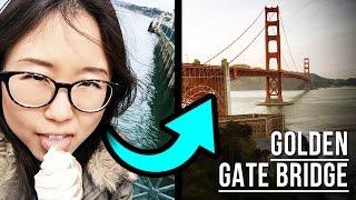 Video Walking on Golden Gate Bridge MP3, 3GP, MP4, WEBM, AVI, FLV September 2018