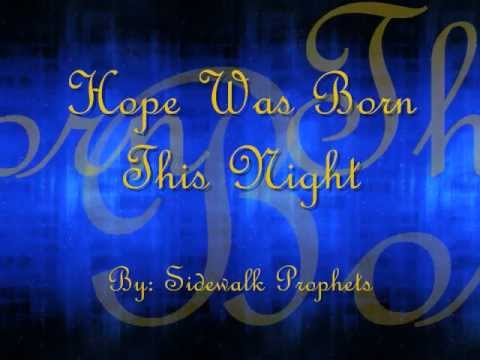 Tekst piosenki Sidewalk Prophets - Silent Night po polsku