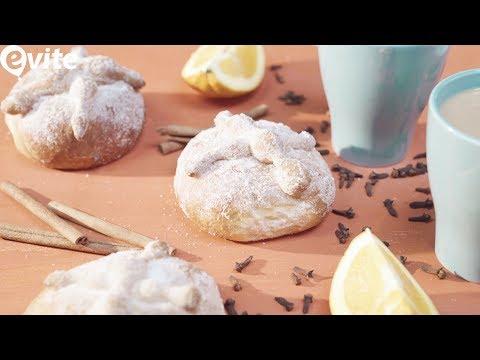 Pan de Muerto for Dia de Los Muertos 2018 💀  Evite Recipes