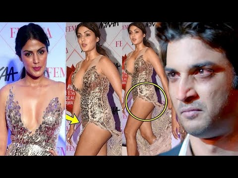 Rhea Chakraborty's Clothing Styles Always Made Boyfriend Sushant Singh Rajput Sad!