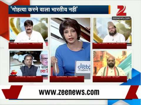 Aziz Qureshi s statement on Cow slaughter raises many questions- Part II 01 November 2014 12 PM