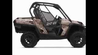 7. 2014 Can-Am Commander XT 1000 Camo For Sale Michigan-Ohio-Indiana