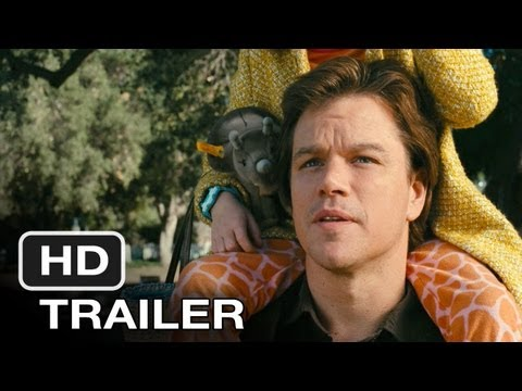 We Bought A Zoo (2011) Trailer - HD Movie