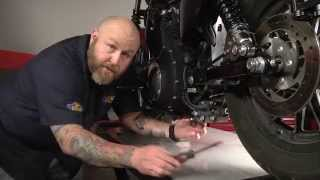 8. How to Change Oil & Filter in a Harley-Davidson Sportster by J&P Cycles