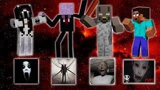 Video Monster School: ALL HORROR EPISODE - Minecraft Animation MP3, 3GP, MP4, WEBM, AVI, FLV September 2018