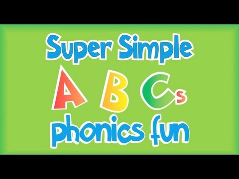 abcs phonics song j r