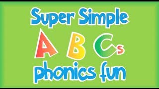 Practice phonics for letters J-R with this video from Super Simple Learning.