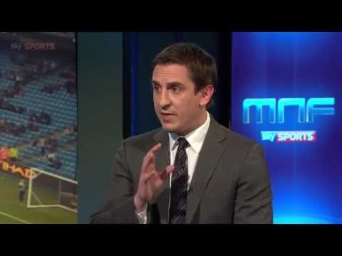 gary - Gary Neville had plenty to say on the David Moyes situation at Manchester United. He says that Moyes still deserves time, and that if you give someone a six year contract, you can't get rid...