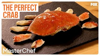 Video Gordon Ramsay Demonstrates How To Cook The Perfect Crab | Season 9 Ep. 5 | MASTERCHEF MP3, 3GP, MP4, WEBM, AVI, FLV Mei 2019