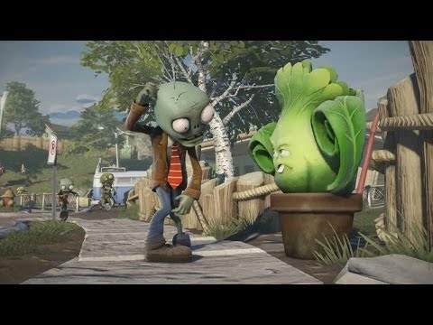 garden video - Welcome to a round of Garden Ops on Plants vs Zombies: Garden Warfare. Enjoy the video everyone. :) Squid's Channel - http://www.youtube.com/iBallisticSquid ...