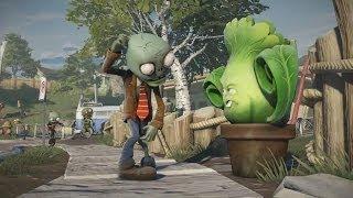 Plants VS Zombies: Garden Ops - Get To The Van!