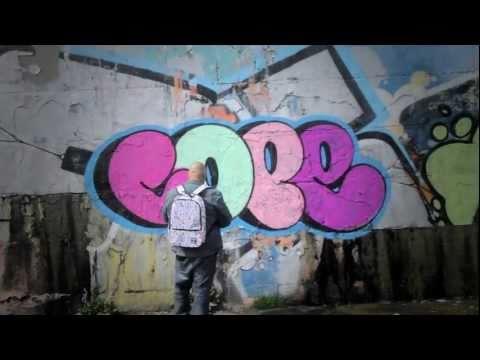 Sprayground hello cope2 graffiti legend cope2 for sprayground