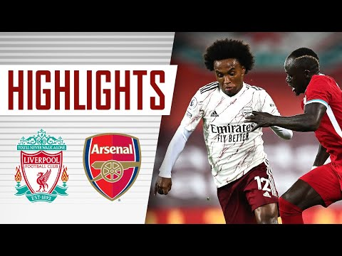 HIGHLIGHTS | Liverpool vs Arsenal (3-1) | Premier League