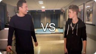 Jimmy Fallon vs Justin Bieber (Late Night With Jimmy Fallon)