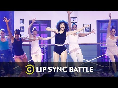 Lip Sync Battle - Lauren Cohan