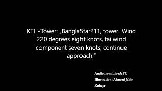Video US bangla BS211 Kathmandu ATC Recording Before Crash. (Captioned) MP3, 3GP, MP4, WEBM, AVI, FLV Maret 2019