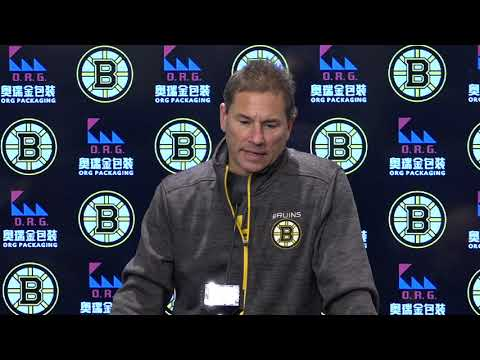 Video: Bruce Cassidy Addresses Tuukka Rask's Excused Absence From The Bruins