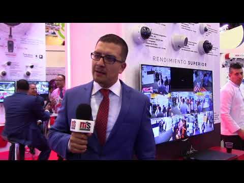 Videoseguridad con Bolide Technology