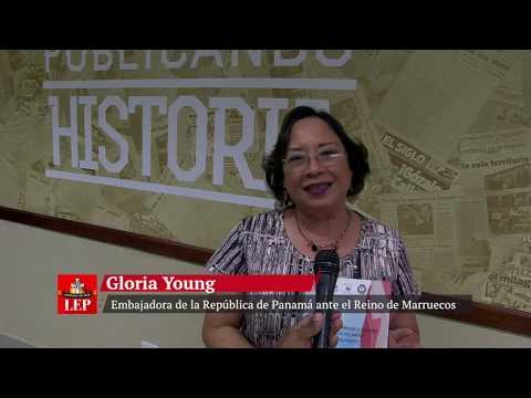 'Historia de Marruecos y Panamá, en la voz poética de sus mujeres', Gloria Young