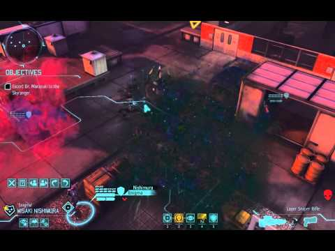 Let's Play X-Com: Enemy Unknown – Alien Ship Raiding & Sonorous Scientist Saving – 10