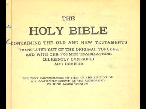 BBC marks 400th anniversary of KJV Bible with gay slur