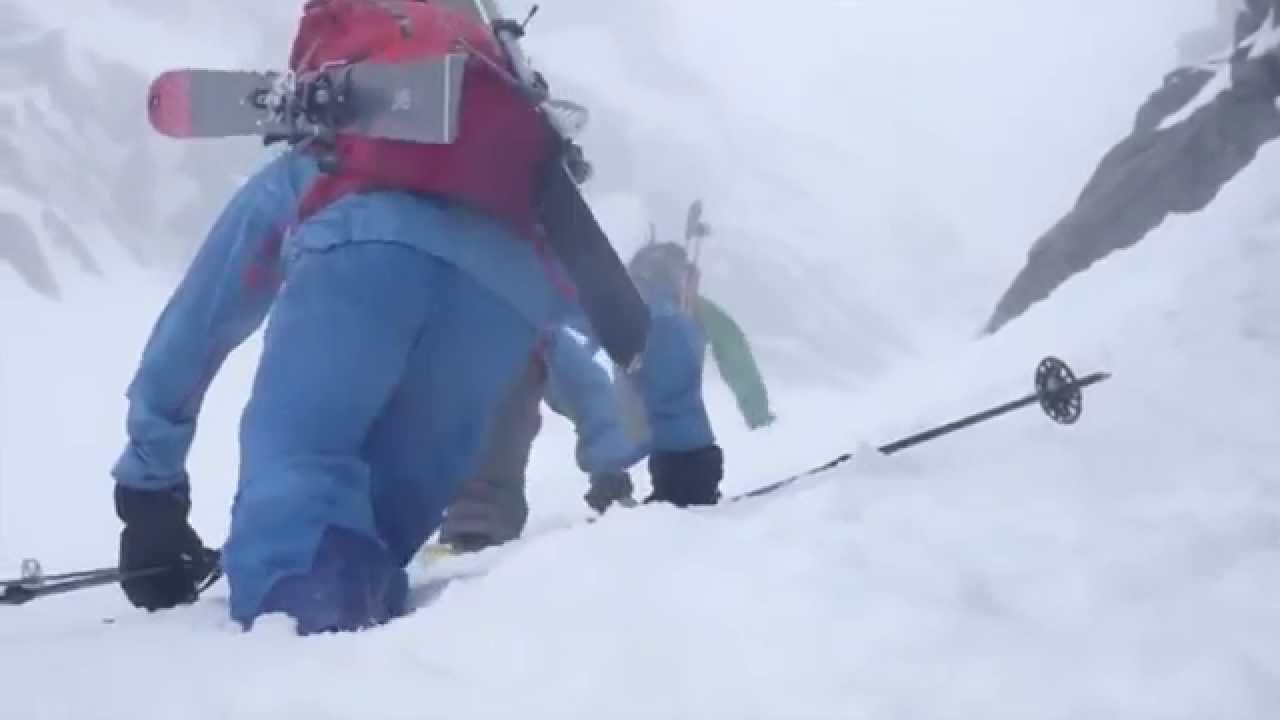 EVASIÓN TV: Mochilas para Esquí de Travesía