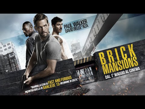 Brick Mansions (2014) Cast Then and Now (2020)