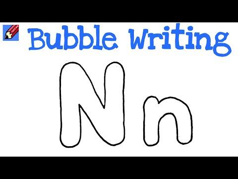 17 Best ideas about Bubble Letters on Pinterest  Bubble