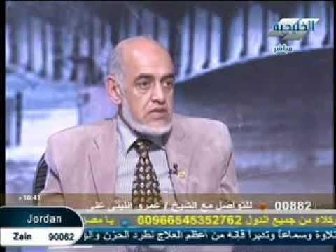 د. مجدى قرقر فى حوار حول اللجنة التاسيسية للدستور 2012-03-28