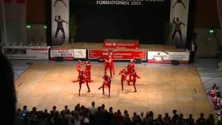 Formation I - Deutsche Meisterschaft 2013