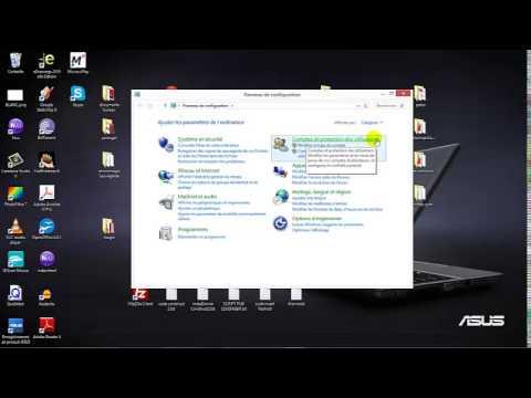 comment modifier utilisateur windows 8