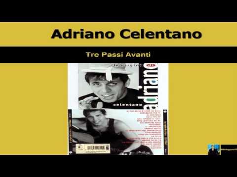 , title : 'Adriano Celentano Tre Passi Avanti'