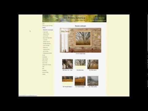Art Prints America - Giclee Fine Prints