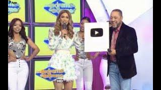 Grupo Telemicro recibe Botón de Oro de Youtube