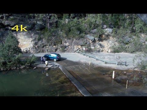 Glenbrook blue mountains Australia (видео)
