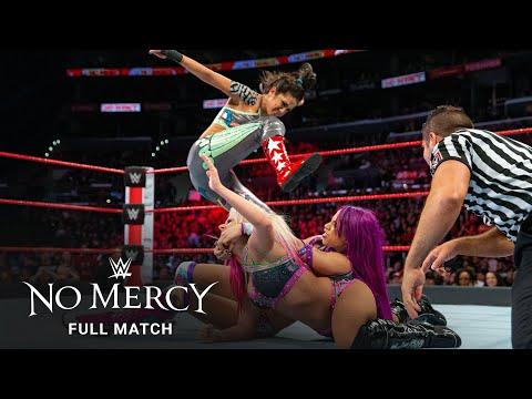 FULL MATCH - Raw Women's Title Fatal 5-Way Match: WWE No Mercy 2017