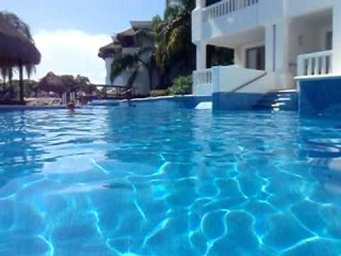 Grand Riviera Princess Swim Up Pool Tour